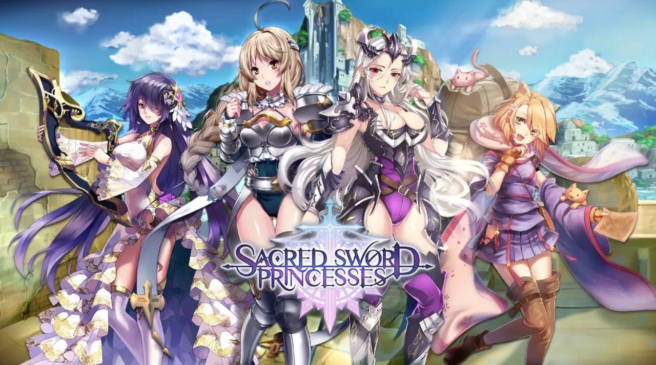 Sacred Sword Princess game
