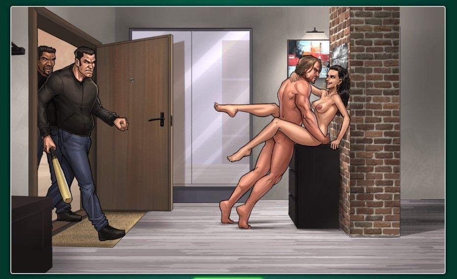 Poker Sluts - Story 1