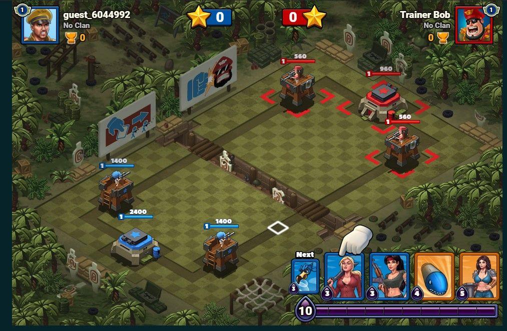 Clash of Cunts - Gameplay 1