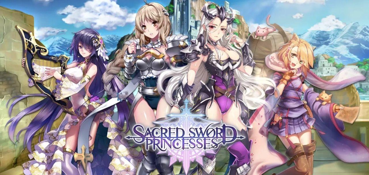 Sacred Sword Princess porn game
