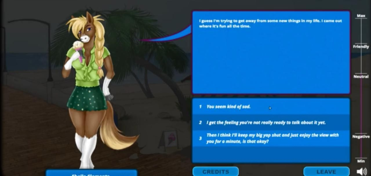 Furry beach club - Play, Review, Gameplay & etc.   Hooligapps